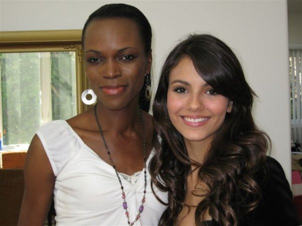 Victoria Justice Vocal Coach Dot Todman